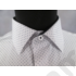 Kép 2/7 - Francesco Uomo, slim, fehér, apró mintás férfi ing. Méret: 52
