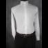 Kép 3/7 - Francesco Uomo, classic fit, fehér férfi ing. Méret: 37