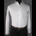 Kép 5/7 - Francesco Uomo, classic fit, fehér férfi ing. Méret: 37