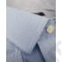 Kép 8/8 - Daniel Figaro, fehér alapon világoskék, fekete, keresztcsíkos férfi ing. Méret: 43