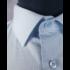 Kép 3/6 - Francesco Uomo, slim, halványkék férfi ing. Méret: 45