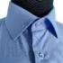 Kép 4/6 - Francesco Uomo, ClassicFit, középkék férfi ing. Méret: 46
