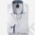 Kép 1/5 - Olymp Luxor modern fit fehér anyagában mintás ing