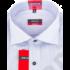 Kép 2/2 - Eterna vasalás mentes fehér-kék, férfi ing